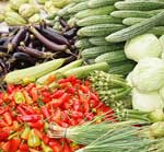 vegetables in Malatapay